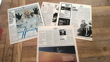 KIM CARNES 5 page ARTICLE / clipping - from Rolling Stone magazine 1981
