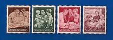 NAZI GERMANY Third 3RD Reich Post MOTHER AND CHILD POSTAGE STAMP set MNH