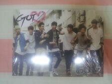 GOT7 2nd Mini Album GOT♡ Love A CD Official K-POP[No Alphabet Chip]