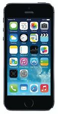 "Apple iPhone 5S Space Gray 4G LTE iOS 32GB ""Factory Unlocked"" No Contract"