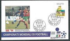 1993 ITALIA BUSTA SPECIALE COPPA DEL MONDO CALCIO PORTOGALLO ITALIA - EDG6