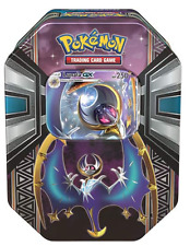 POKEMON TCG 2017 SPRING LEGENDS OF ALOLA Lunala TIN NEW SUN AND MOON BOX ENGLISH