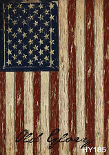 """Old Glory American Garden Flag 12.5X18"""" Patriotic Mini USA House Flags HY185"""