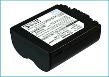Battery for Panasonic CGR-S006E/1B Lumix DMC-FZ50EGM LumixDMC-FZ8S Lumix DMC-FZ3