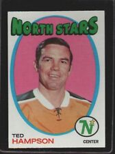 1971-72 Topps #101 Ted Hampson  EXMT/EXMT+ K689600