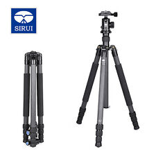 SIRUI T-1204XL T1204XL Professional Carbon Fiber  Tripod + With E10  Ball Head