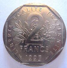 Très belle monnaie - 2 Francs Semeuse - 1993 - QUALITE