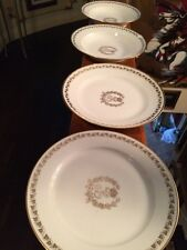 Collection of Louis Philpe King of France Sevres Porcelain 4 Chateau