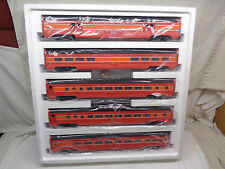 1990's Weaver Gold Models Southern Pacific (5) Car Aluminum Passenger set MINT