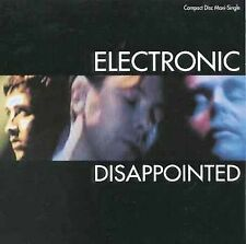 Disappointed [Single] by Electronic (CD, 1992, Warner Bros.)