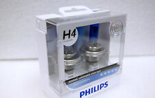 Philips Diamond Vision 5000k Headlight Bulbs H4 ( Set of 2 Pcs.) ultimate white