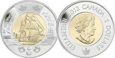1812 - 2012 Canada HMS Shannon $2 Toonie Coin - Sealed by RCM