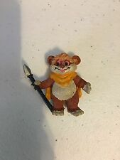 Wicket 1986 Vintage Star Wars PVC action figure EWOKS & DROIDS Cartoon LFL Spain