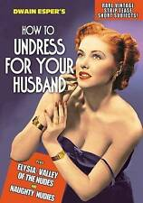 How To Undress For Your Husband  Naught DVD