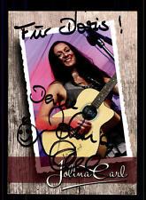 Jolina Carl Autogrammkarte Original Signiert ## BC 78752