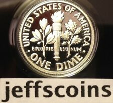 2016 S Proof Dime Roosevelt 90% SILVER via US Mint Proof Set 10¢ Cent Gradeable