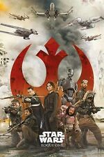 Star Wars - Rogue One - Rebels Poster #1E