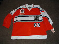 JAROMIR JAGR #68 2000 ALL STAR GAME TORONTO WORLD AUTHENTIC HOCKEY JERSEY 56 NWT