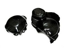 2003-2004 Honda CBR600RR Carbon Fiber Engine Cover & Clutch Cover