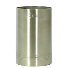 Stainless Steel Thimble Wine Measure 125ml