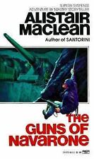 Guns of Navarone Maclean, Alistair Mass Market Paperback