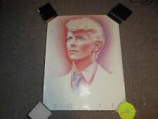 "David Bowie Poster, 23 1/2"" X 30"""