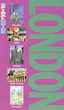 "London (AA Spiral Guides) Lesley Reader, Elizabeth Carter ""AS NEW"" Book"
