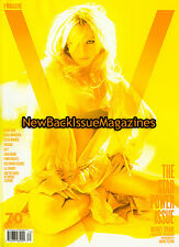 V 3/11,Britney Spears,Yellow Cover,Issue 70,March 2011,NEW