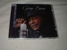 GEORGE BENSON Inspiration: A Tribute to Nat King Cole (2013) CD Concord Jazz