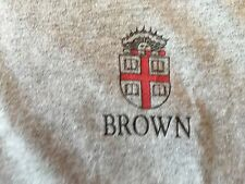 vtg Brown University T-Shirt Champion Collegiate 100% cotton sz Medium