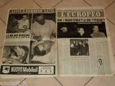 """EUROPEO 1951/12=FAUSTO COPPI=DINA GALLI=JEAN DON=CECILIA DE GASPERI=BELLENTANI="""""""