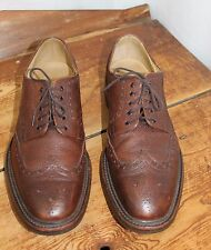 Men's Loake 1880 Badminton 2 Brogues UK Size 8.5G US 9