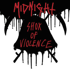 Midnight - Shox Of Violence ++ CD ++ NEU !!