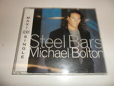 CD  Michael Bolton  ‎– Steel Bars