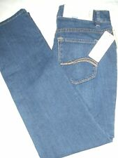 NWT Sonoma Life+Style Women's Stretch Mid Rise Straight Leg Jeans 2P Cotton NEW