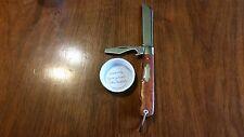 Great Eastern Cutlery SFO #15 Soda Scout Beer Scout Knife Brazilian Bloodwood