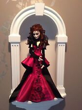 Evangeline Ghastly Midnight Dance Resin Tonner Wilde Doll LE 200 Sold Out