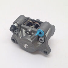 Aprilia Ducati Brembo P34 Rear Brake Caliper Titanium Grey with Pads