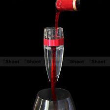 Schnelle Decanter Smart-Rotwein Wesentliche Belüfter Ausgießer mit Ständer NEU
