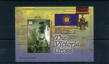 St Vincent & Grenadines 2007 MNH Victoria Cross 150th Anniv 1st 1v S/S Stamps