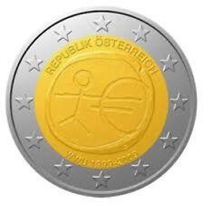 Oostenrijk  2009  2 euro commemo   EMU     UNC uit de rol !!!