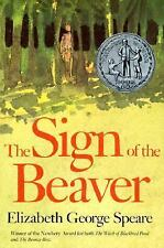 Acc, The Sign of the Beaver, Speare, Elizabeth George, , Book