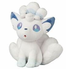 Pokemon Center Original Arolla Vulpix Plush Doll Sun & Moon Japan Tracking