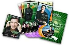 The millionaire mind 10 cd-dvd box set sealed By Harv Eker Unsealed Brand New