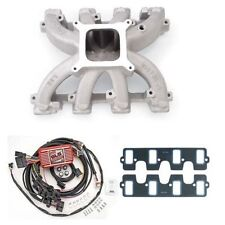 LS3/L92/L76 Edelbrock Carb Victor Jr Intake & MSD 6010 Ignition for 24x Engines