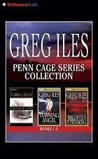 Greg Iles Penn Cage Series Collection (Books 1-3, Abridged) : The Quiet Game,...