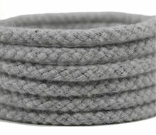 Natural 100% Cotton 8 Strand Braided Rope DIY Making Cord Twine Thread