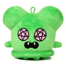 RIDE THE SERPENT GREEN BUFF MONSTER LIMITED EDITION DESIGNER PLUSH FIGURE