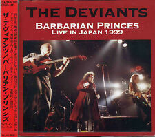 THE DEVIANTS / BARBARIAN PRINCES Live 1999  Mick Farren Hawkwind