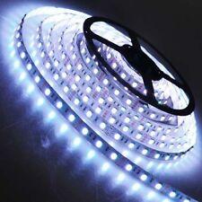 TIRA LED ADHESIVO SMD5050 60 LED 6000K LUZ FRìA PRECIO 1MT STRIP LED